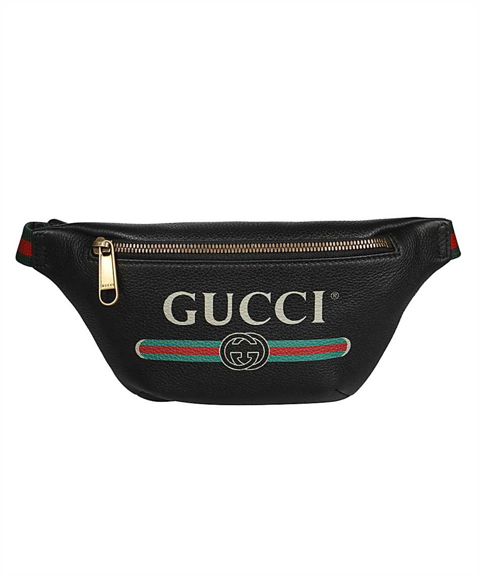 Gucci 527792 0GCCT GUCCI PRINT SMALL Belt bag 1