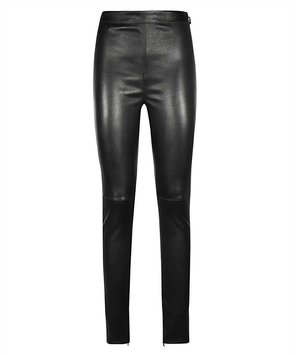 Saint Laurent 640153 Y5RH2 HIGH-RISE STRETCH Pantalone 1
