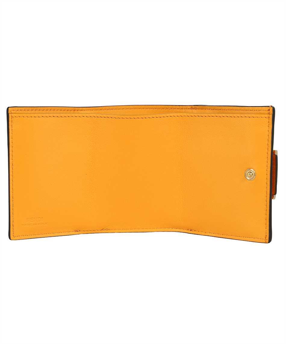 Fendi 8M0395 AAJD MICRO TRIFOLD Wallet 3