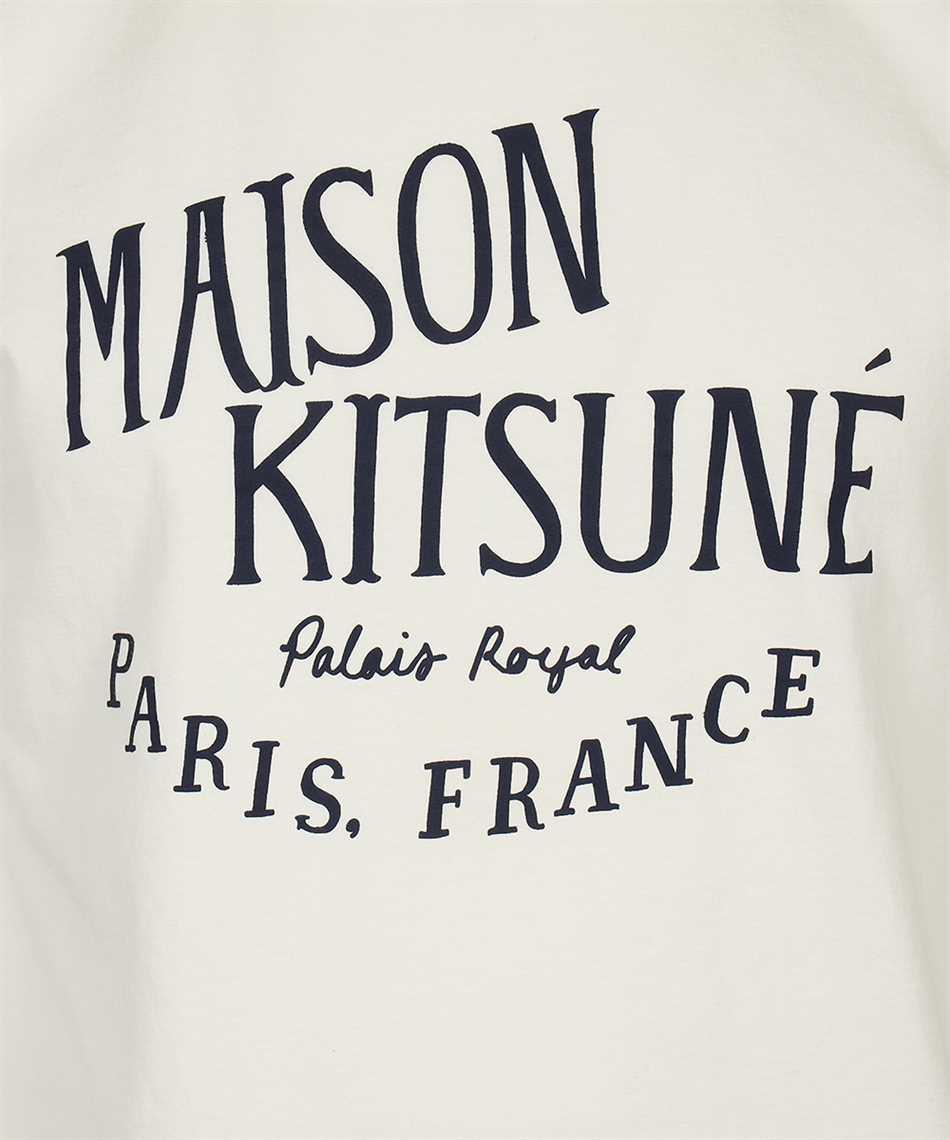 Maison Kitsune AM00100KJ0008 PALAIS ROYAL CLASSIC T-Shirt 3