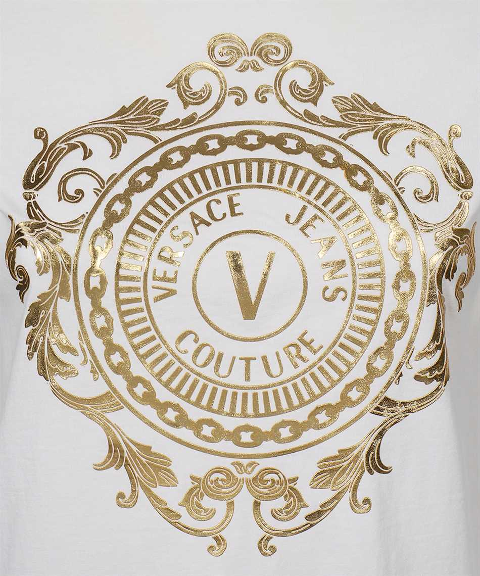Versace Jeans Couture B2HWA7FA 30454 T-shirt 3