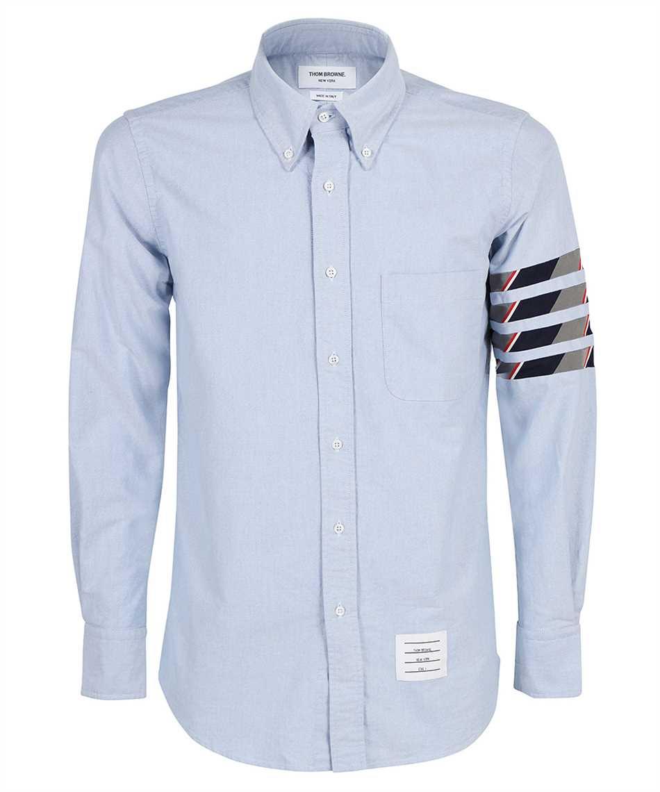 Thom Browne MWL374C 06177 STRAIGHT FIT Shirt 1