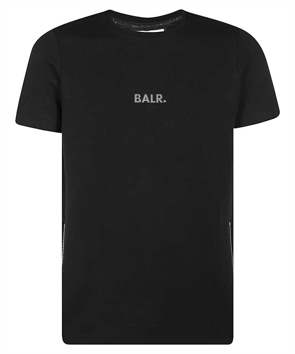 Balr. Q-Series straight hoodie s/s T-shirt 1