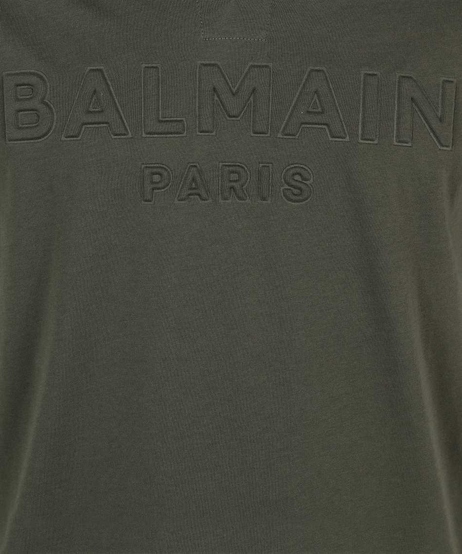 Balmain VH1GB005B038 CLASSIC Polo 3