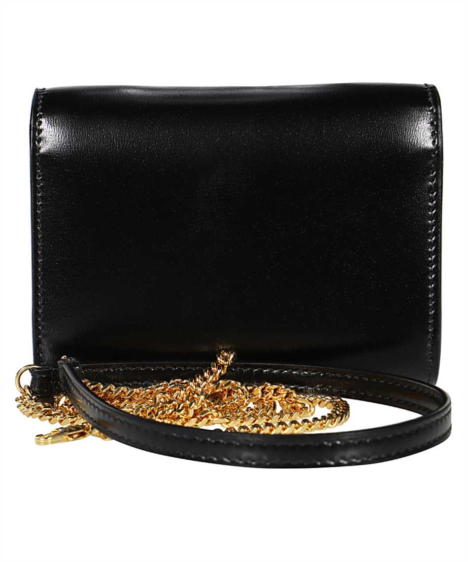 Saint Laurent 635219 03P0J CHAIN Card holder 2