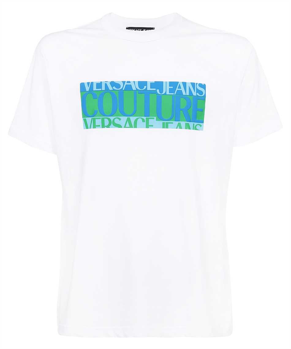 Versace Jeans Couture 71GAHT05 CJ00T T-shirt 1