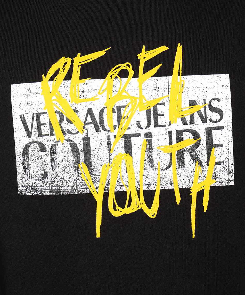 Versace Jeans Couture B7GZB7TX 30216 Sweatshirt 3