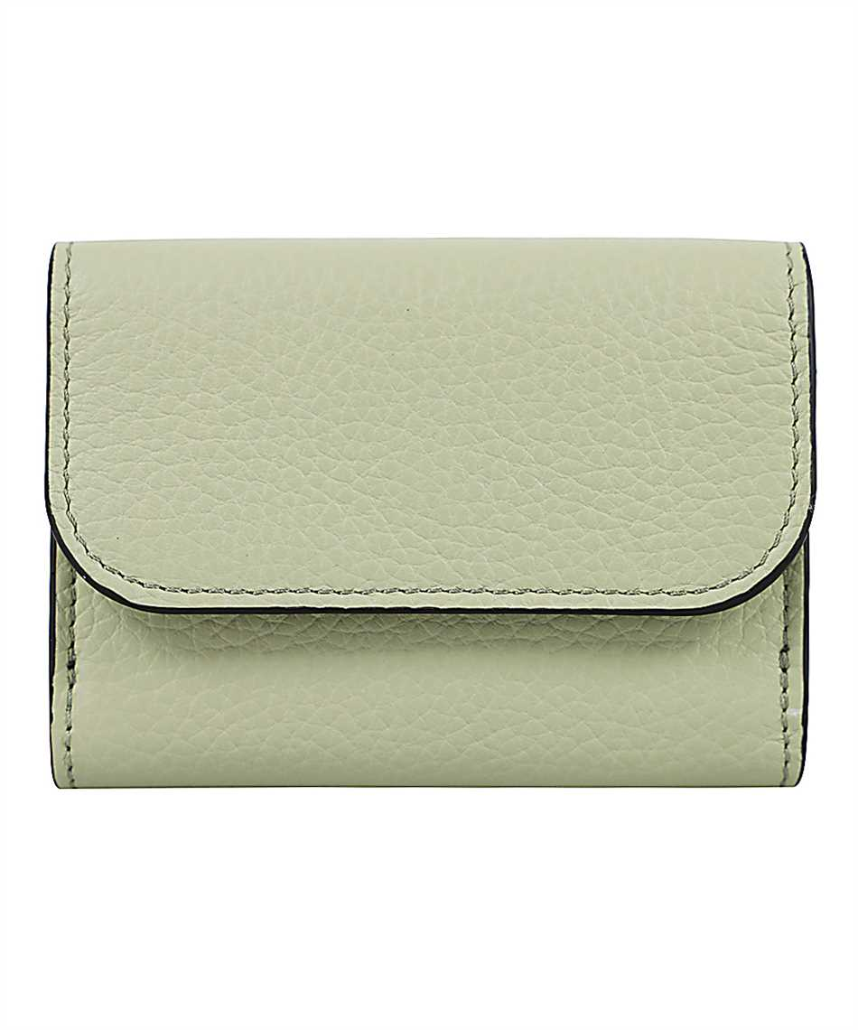 Chloé CHC17UP719H9Q ALPHABET MINI TRI-FOLD Wallet 2