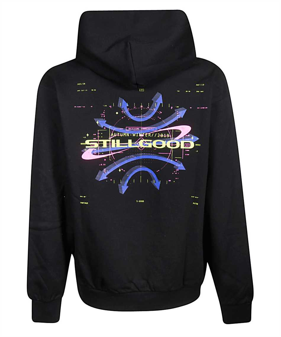 Still Good GLOBAL GALAXY 3D HOODIE Sweatshirt 2