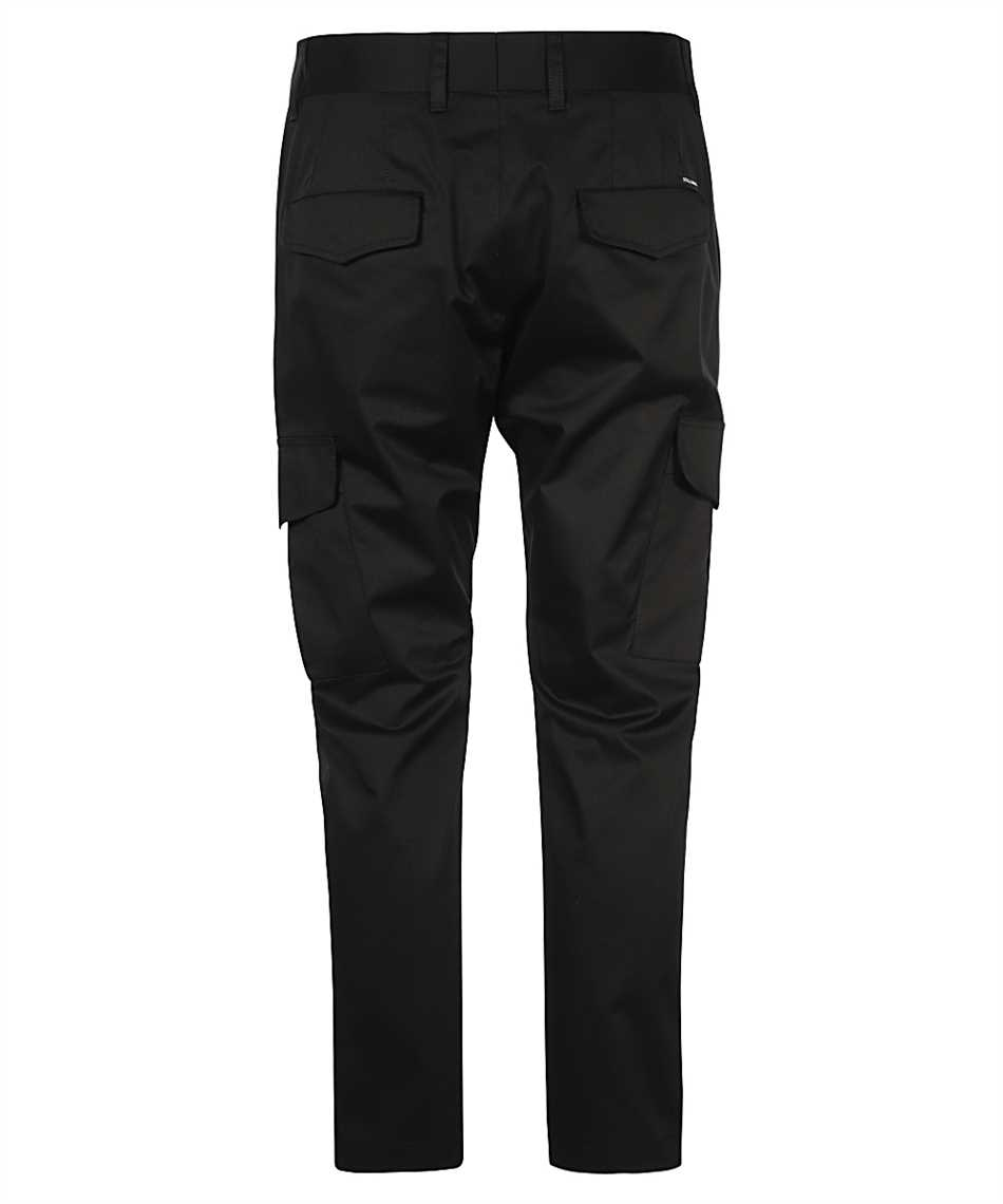 Dolce & Gabbana GWBWET FUFJR STRETCH COTTON CARGO Pantalone 2
