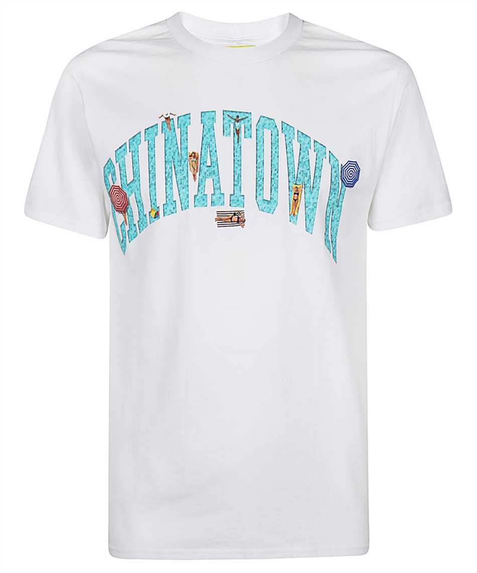Chinatown Market 1990271 BEACH ARC T-shirt 1