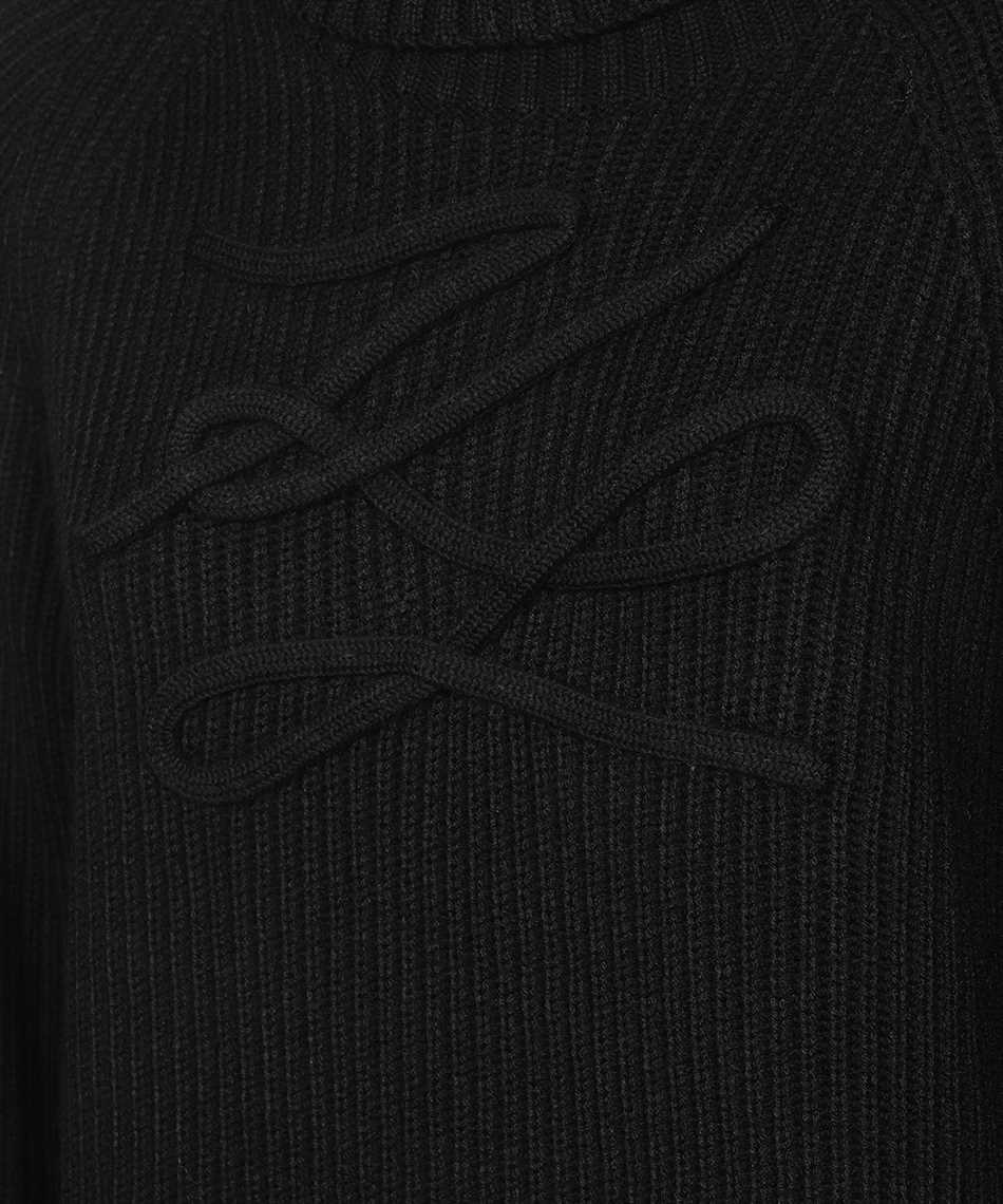 Karl Lagerfeld 216W2007 KARL AUTOGRAPH SOUTACHE Maglia 3