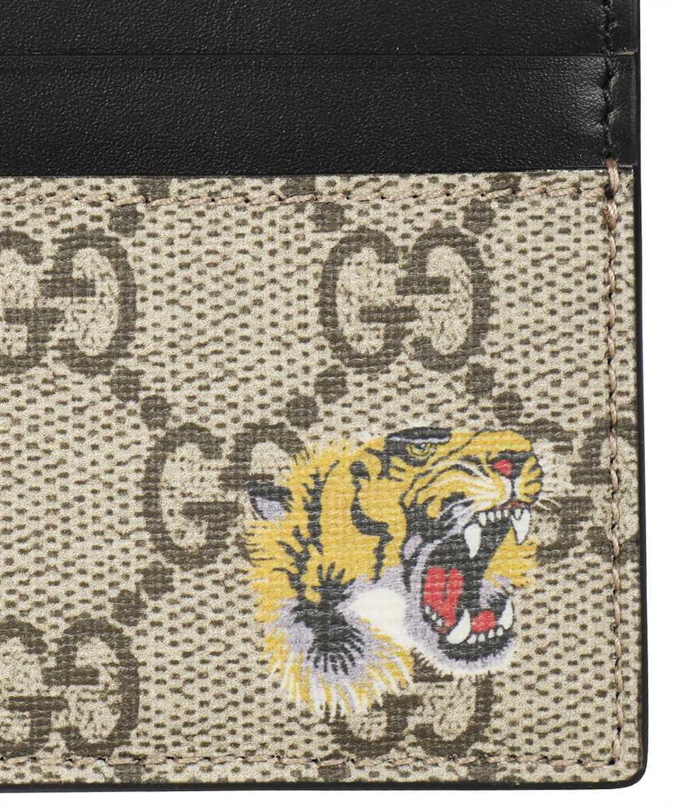 Gucci 451277 K5X1N TIGER GG SUPREME Card holder 3