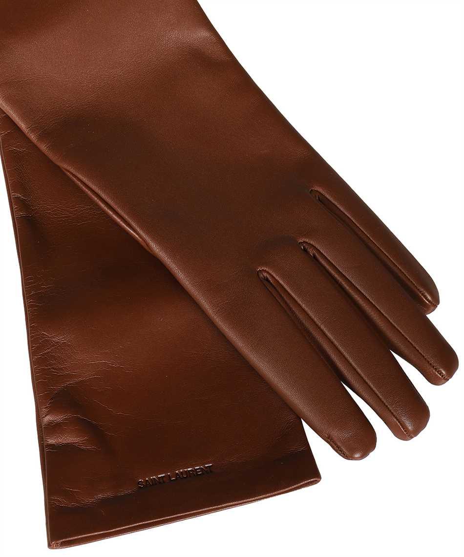 Saint Laurent 639505 3YA26 Gloves 3