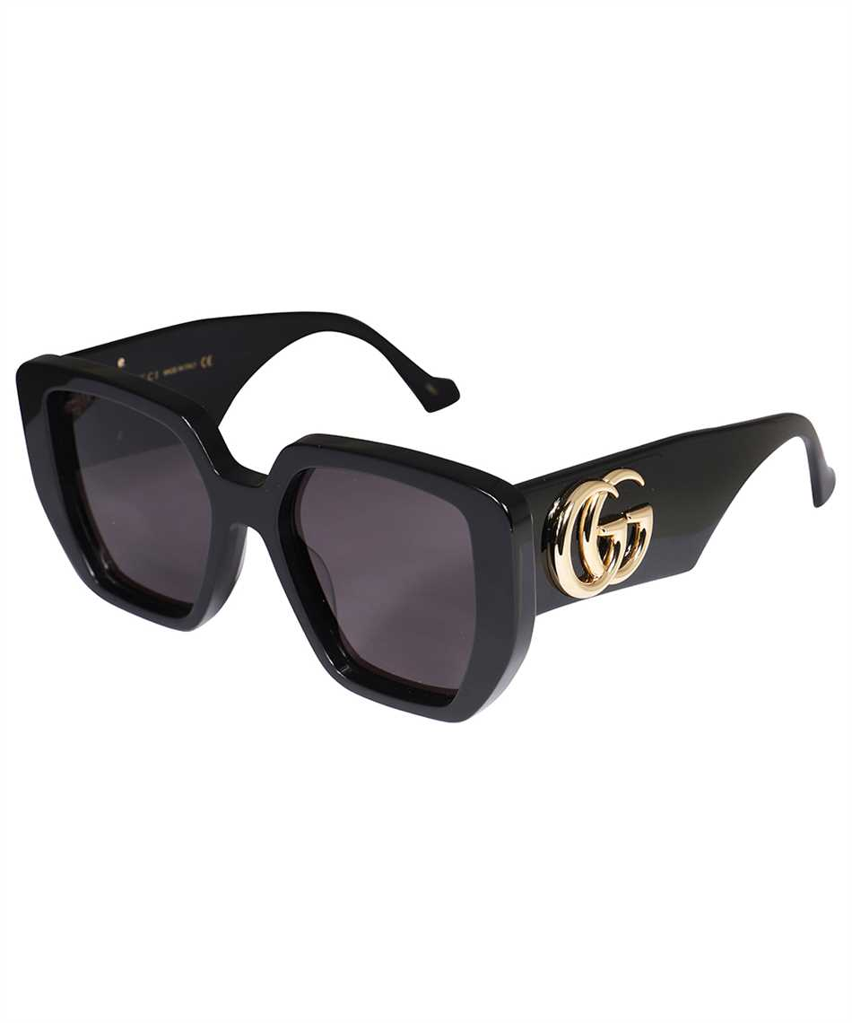 Gucci 663746 J0740 RECTANGULAR-FRAME Sunglasses 2