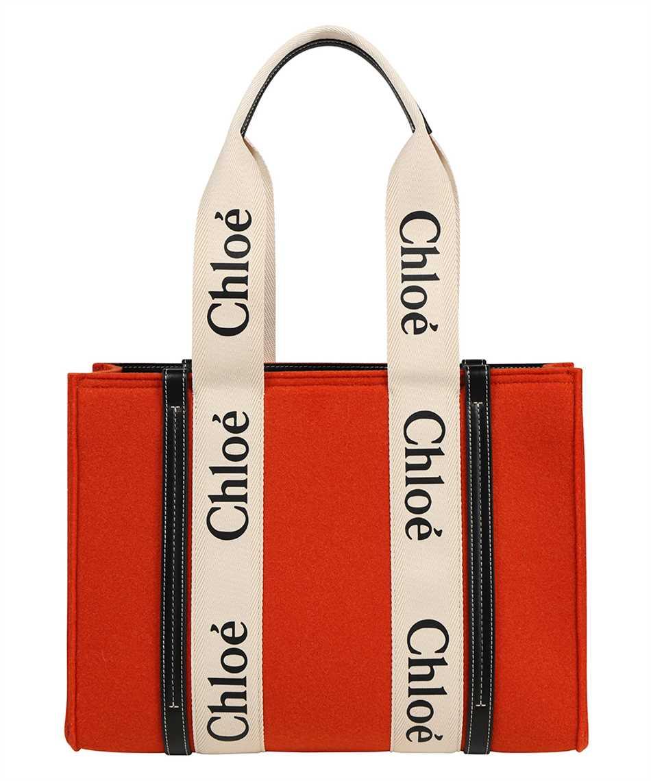 Chloé CHC21WS383F37 WOODY Tasche 1