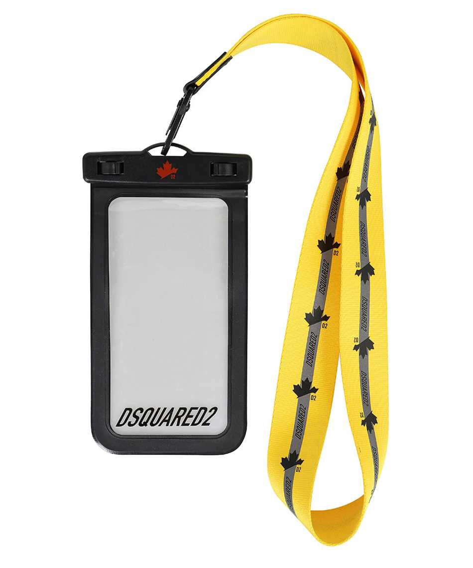 Dsquared2 ITM0112 35802736 LEAF TAPE WATERPROOF PVC iPhone cover 1
