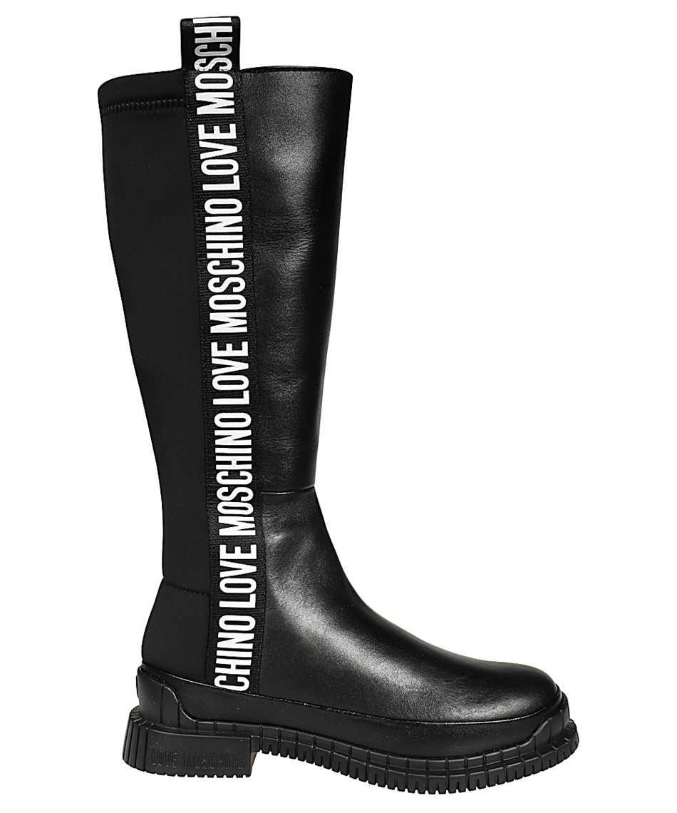Moschino JA26073G0BJA ELASTIC BAND Stiefel 1