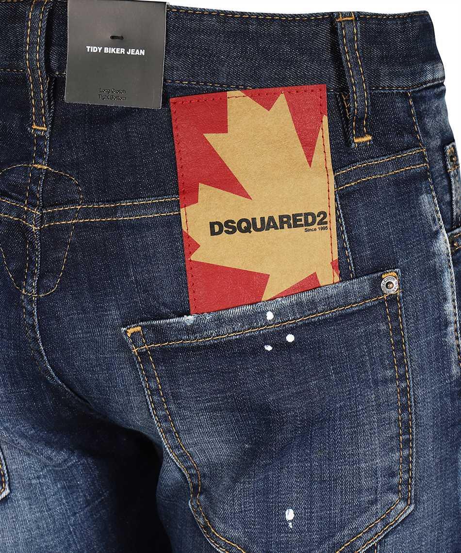 Dsquared2 S71LB0776 S30342 TIDY BIKER Jeans 3