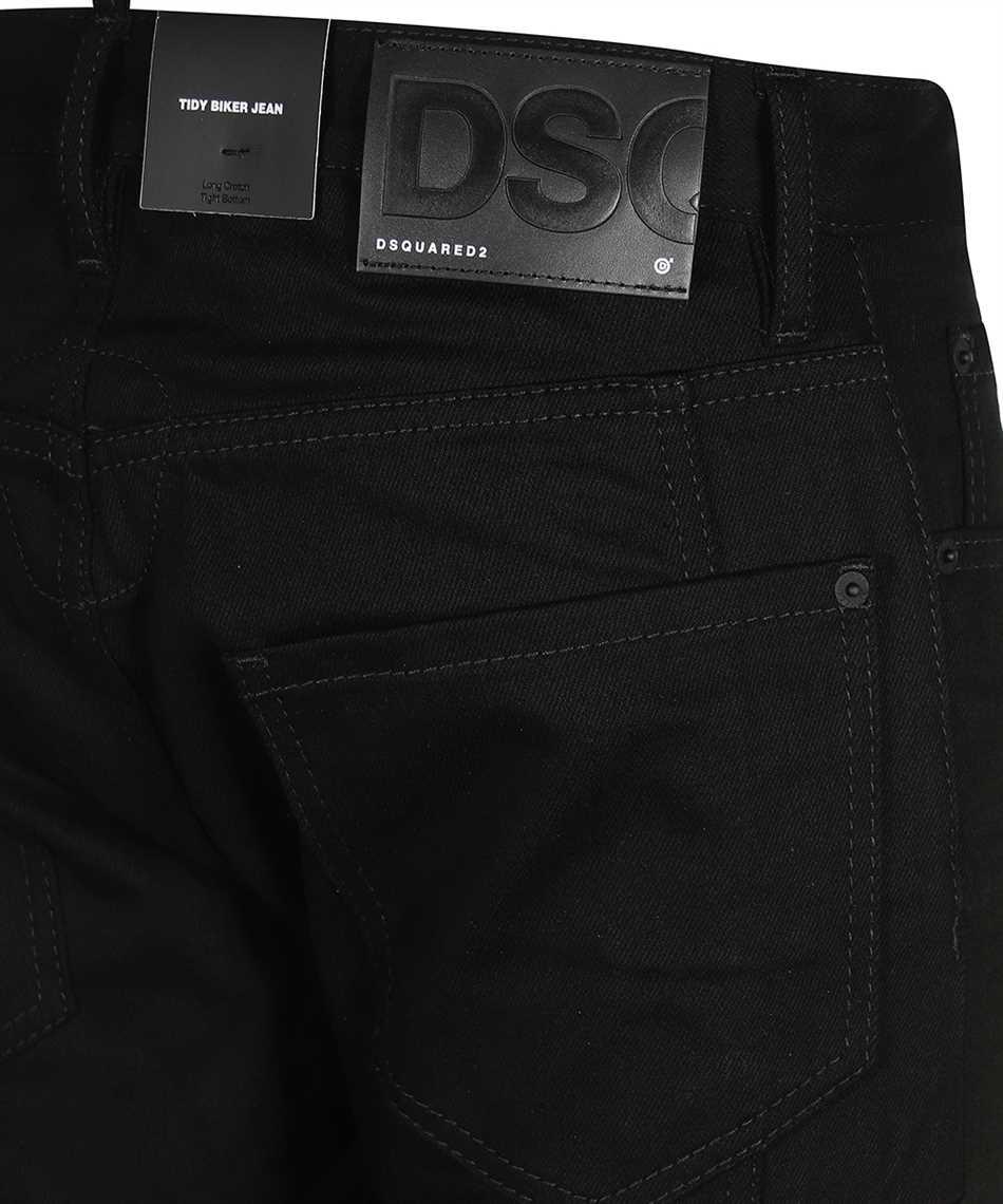 Dsquared2 S74LB0781 S30564 TIDY BIKER Jeans 3