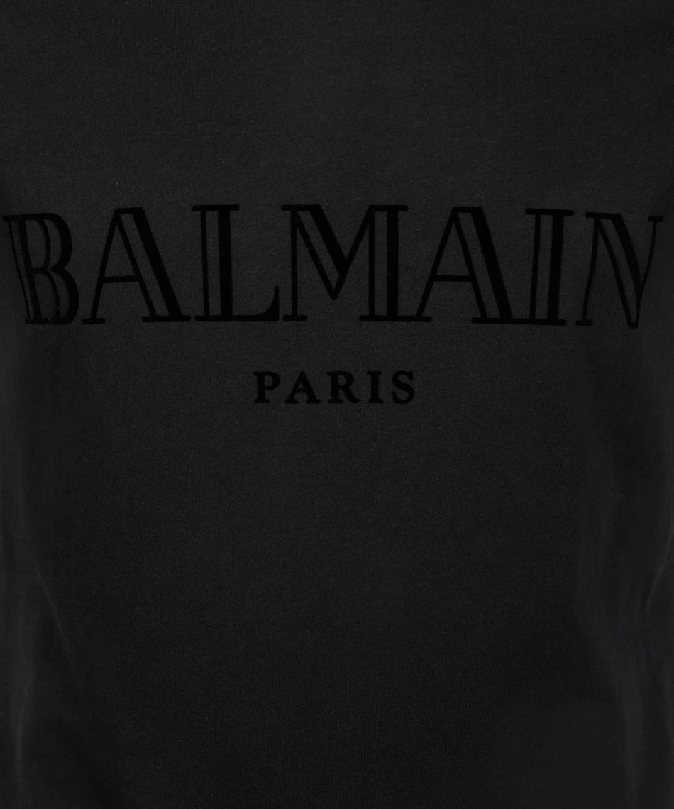 Balmain W8H8173I259 T-shirt 3