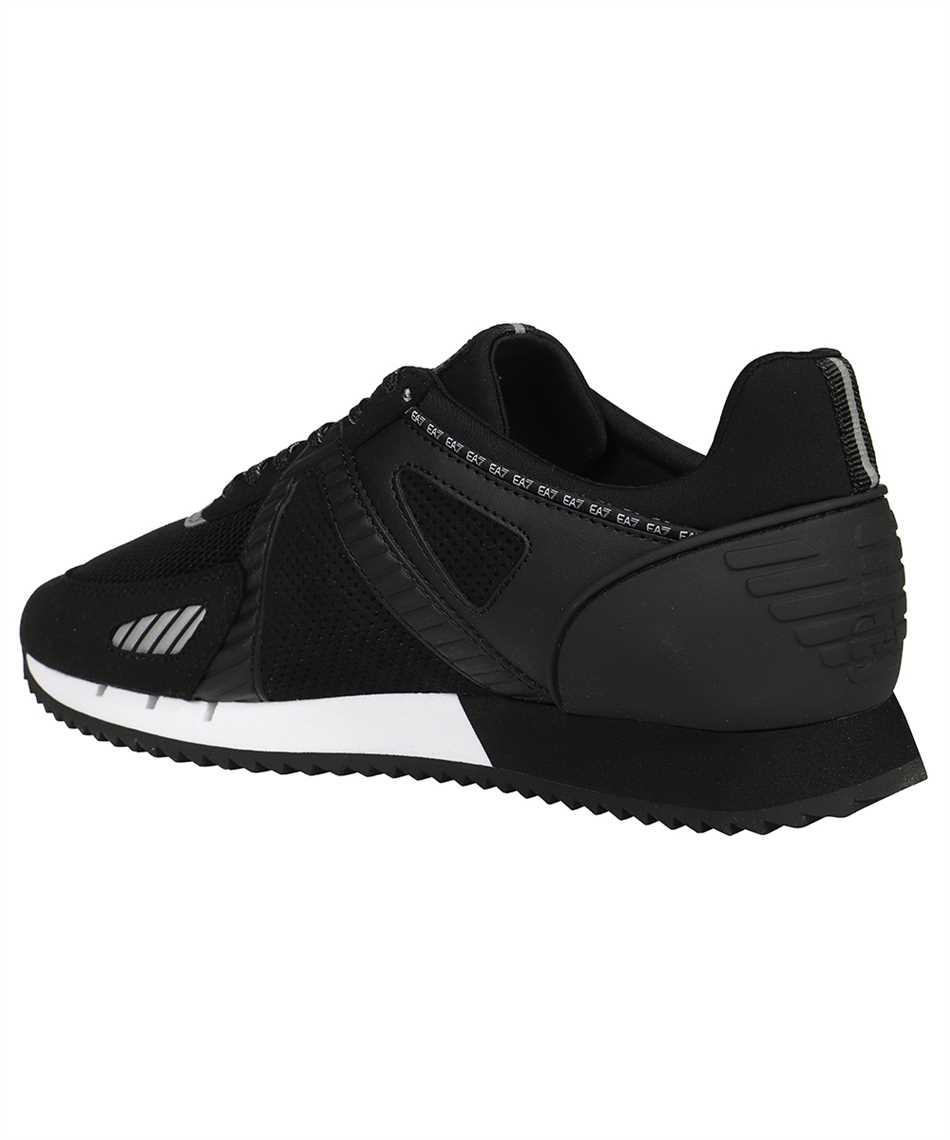 EA7 X8X076 XK187 UNISEX WOVEN Sneakers 3