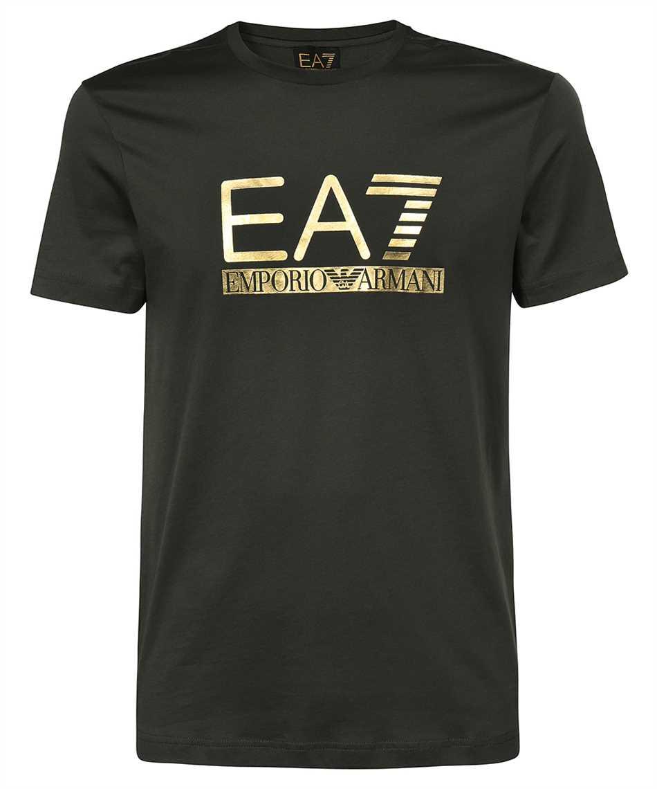 EA7 3KPT87 PJM9Z EMBOSSED LOGO T-shirt 1