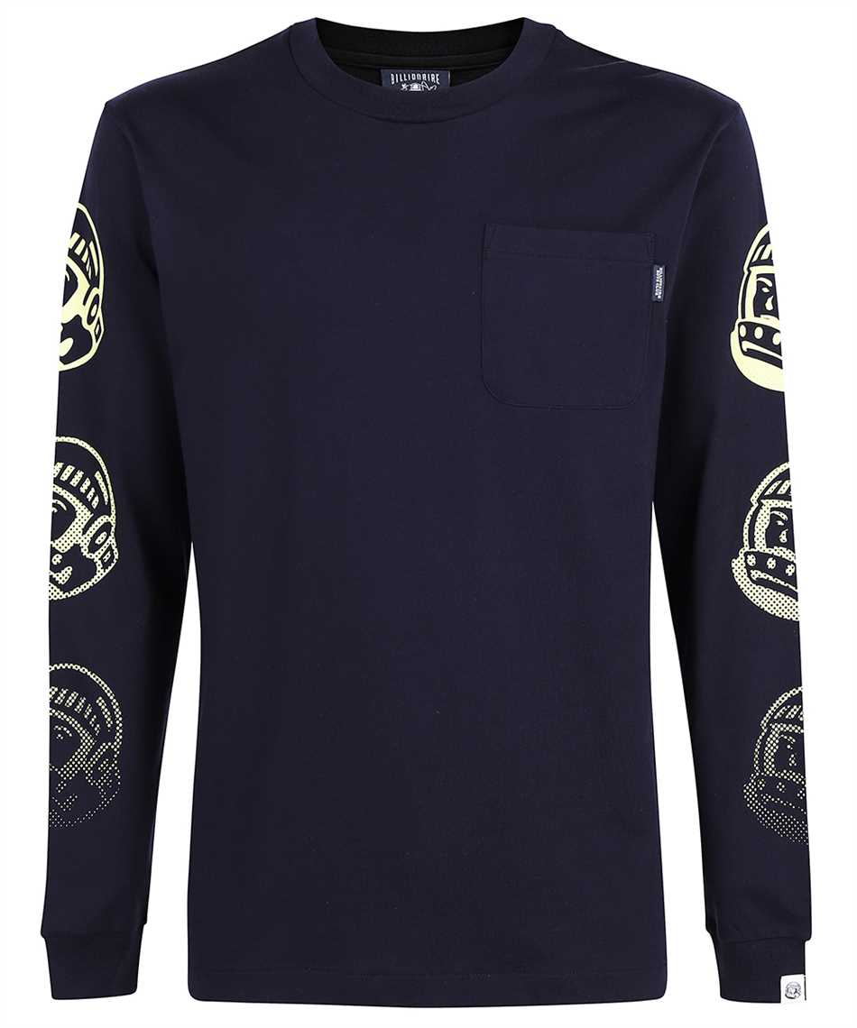Billionaire Boys Club B21321 STRAIGHT LOGO T-shirt 1
