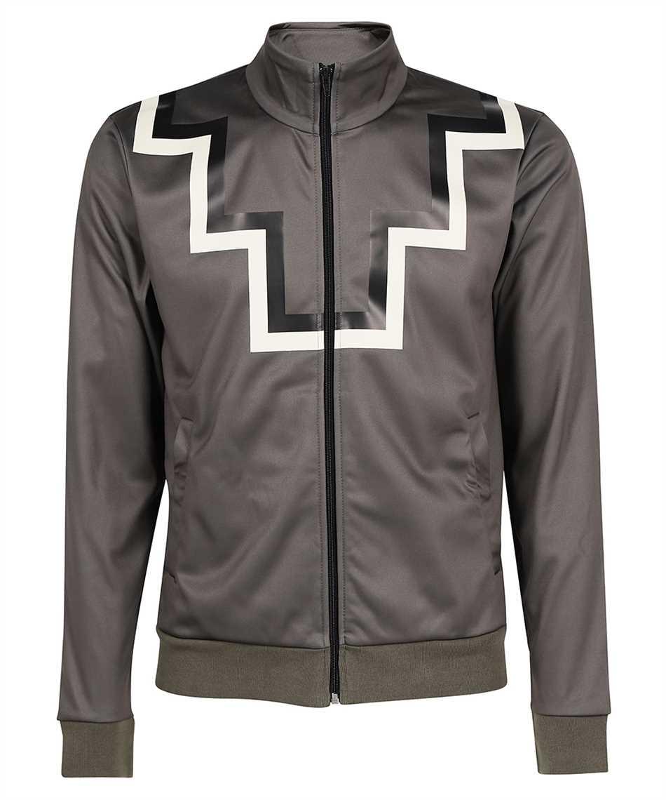 Marcelo Burlon CMBD007F21JER002 RURAL CROSS SLIM TRACK Jacket 1