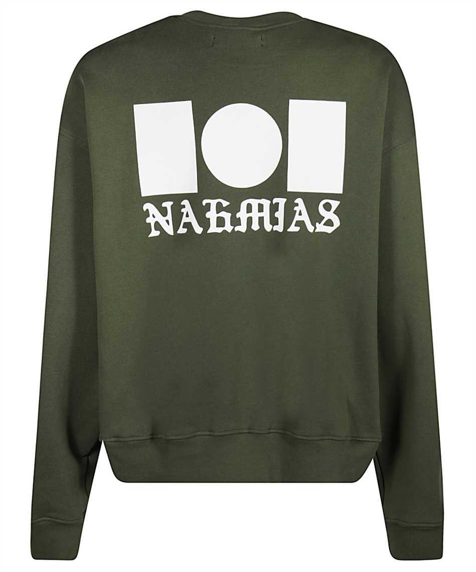 Nahmias NAHMIAS LOGO CREWNECK Sweatshirt 2