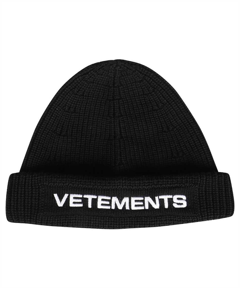 Vetements UA52KN300B LOGO Cappello 1