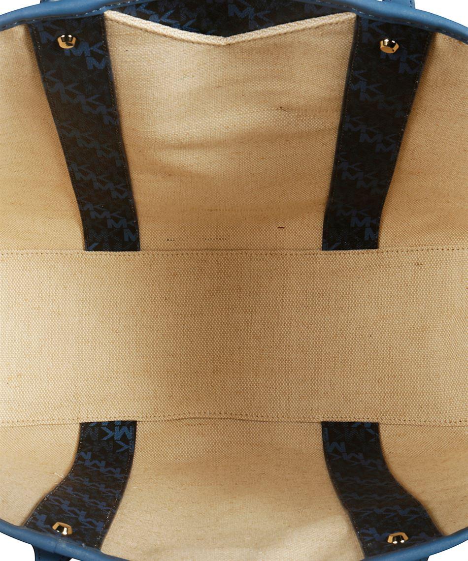 4b36dd38b97e Michael Kors 30S9GV0T4B borsa con monogramma a contrasto   Luxury ...