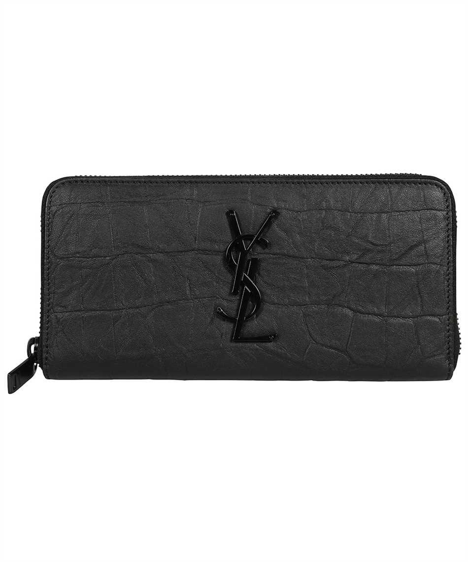 Saint Laurent 617415 C9H0U MONOGRAM ZIP-AROUND Wallet 1