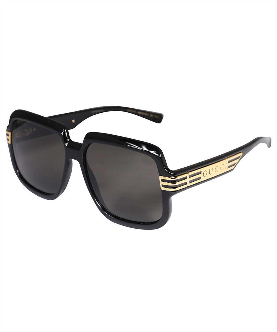 Gucci 663772 J1691 SQUARE-FRAME Sonnenbrille 2