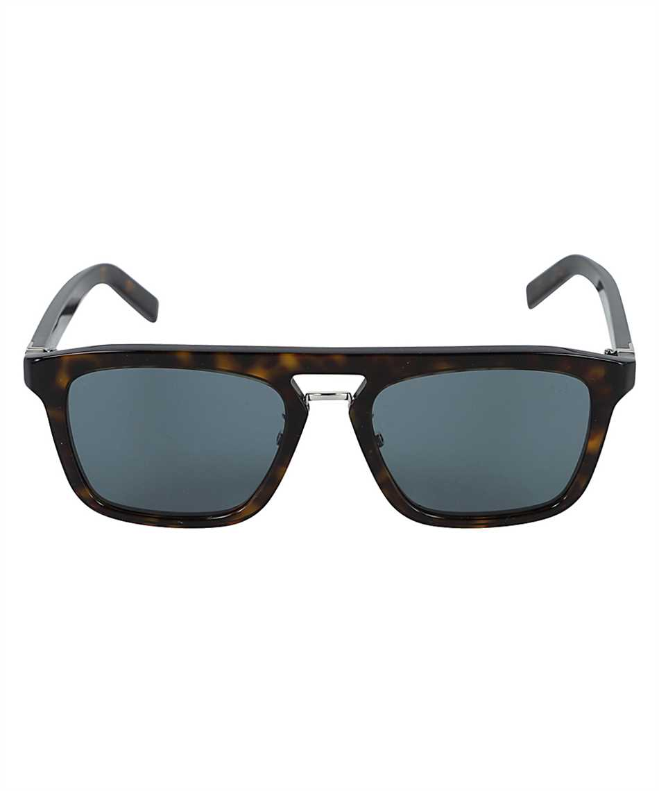 BERLUTI BL40025U5452V ACETATE AND METAL MAGNETIC Sunglasses 1