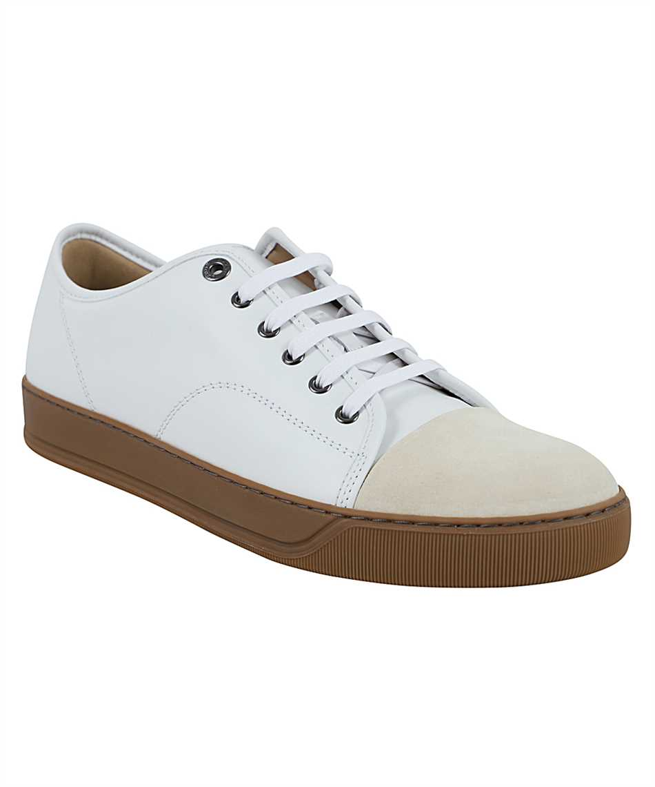 Lanvin FM SKDBB1 NAVE H20 DBB1 SUEDE AND LEATHER Sneakers 2