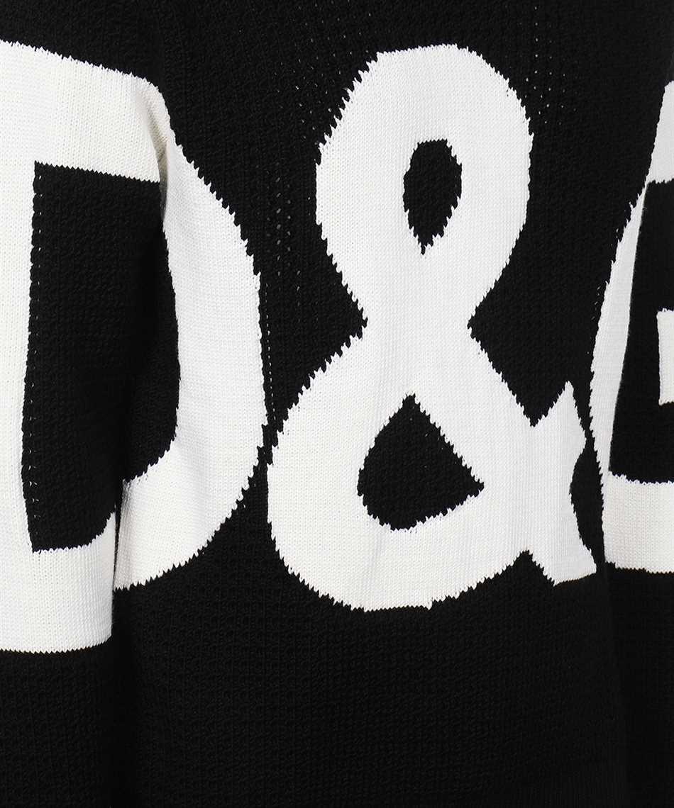 Dolce & Gabbana GXG69T JBVD8 D&G LOGO INLAY Strick 3