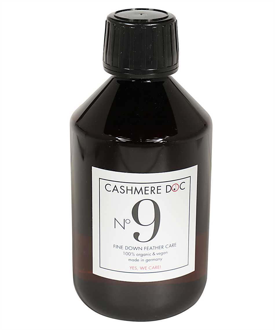 Cashmere Doc N.9 DOWN FEATHER CARE Detergent 1