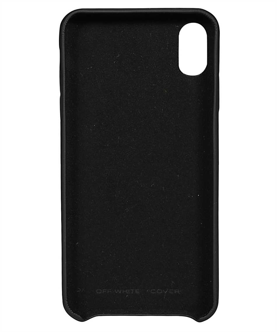 Off-White OMPA011R20294002 TAPE ARROWS iPhone XS MAX cover 2