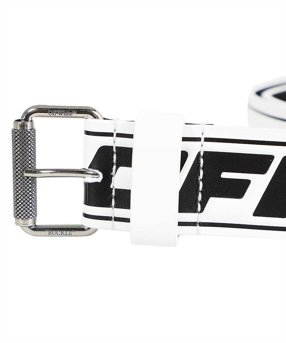 Off-White OMRB065F21LEA001 ROLLER BUCKLE Cintura 3