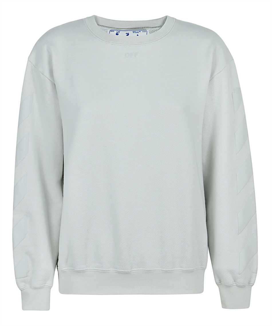 Off-White OWBA046S21JER002 ARROW REGULAR Knit 1