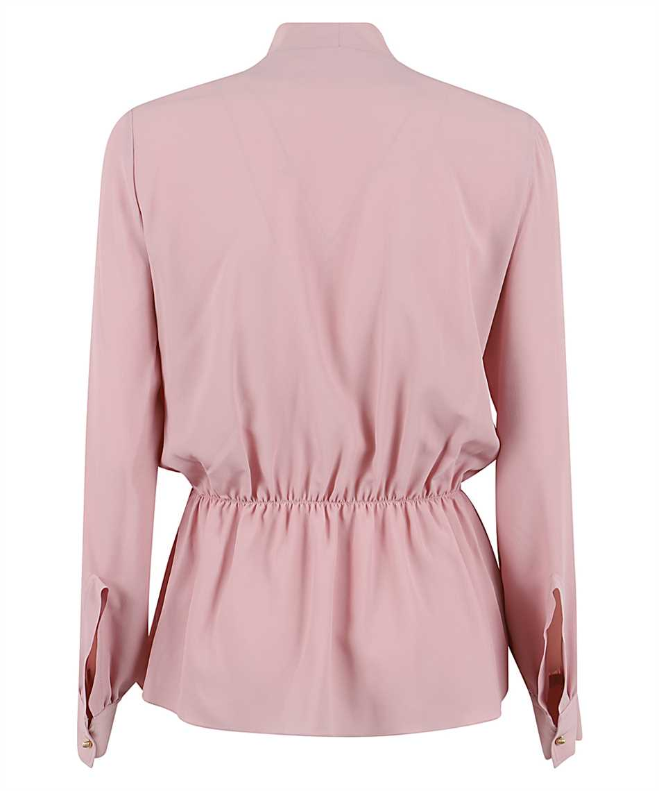 Lanvin RW-TO600U 4562 A20 PUSSYBOW BUTTONED Shirt 2