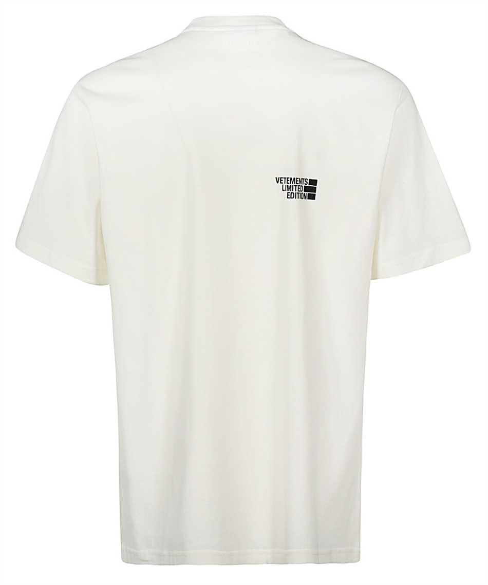 Vetements UE51TR720W LOGO LIMITED EDITION T-shirt 2