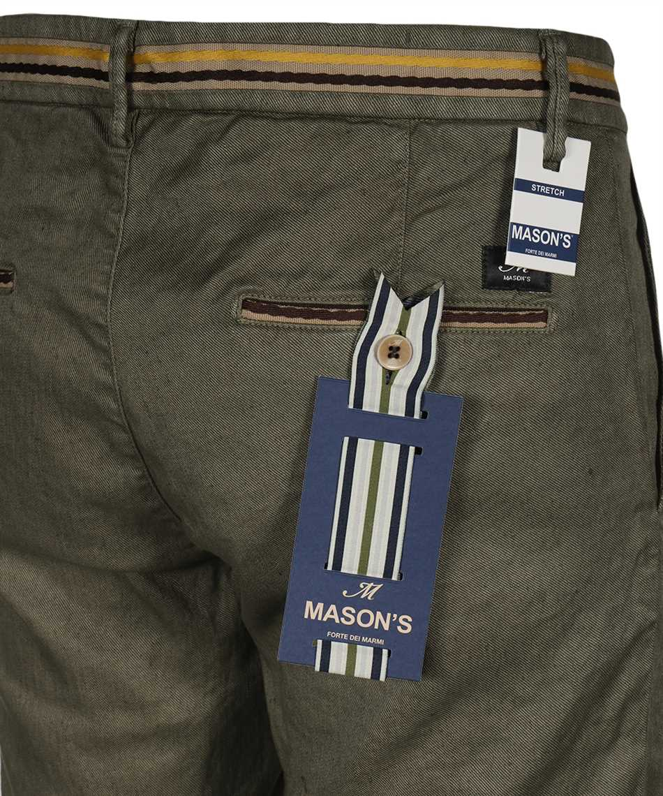 Mason's 9BE26740N2 MBE111 Shorts 3