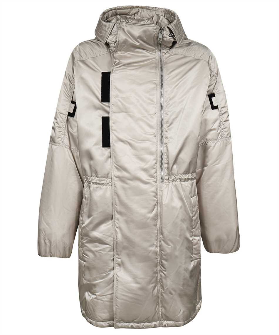 Givenchy BM00QY13Q0 QUILTED SATIN NYLON Jacke 1