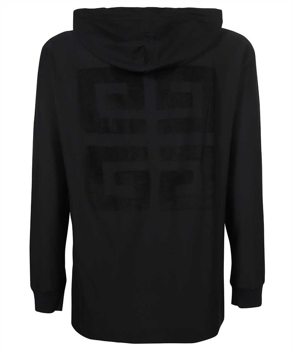 Givenchy BM715N3Y6M 4G OVERSIZED Hoodie 2