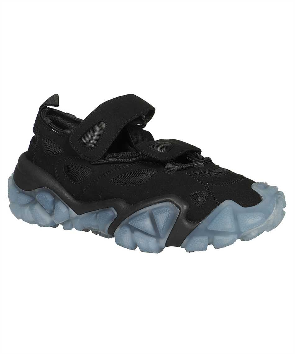 Acne BOLZTER BRYZ CRYSTAL Sneakers 2