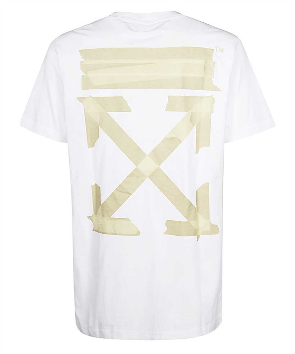 Off-White OMAA027R20185002 TAPE ARROWS T-shirt 2