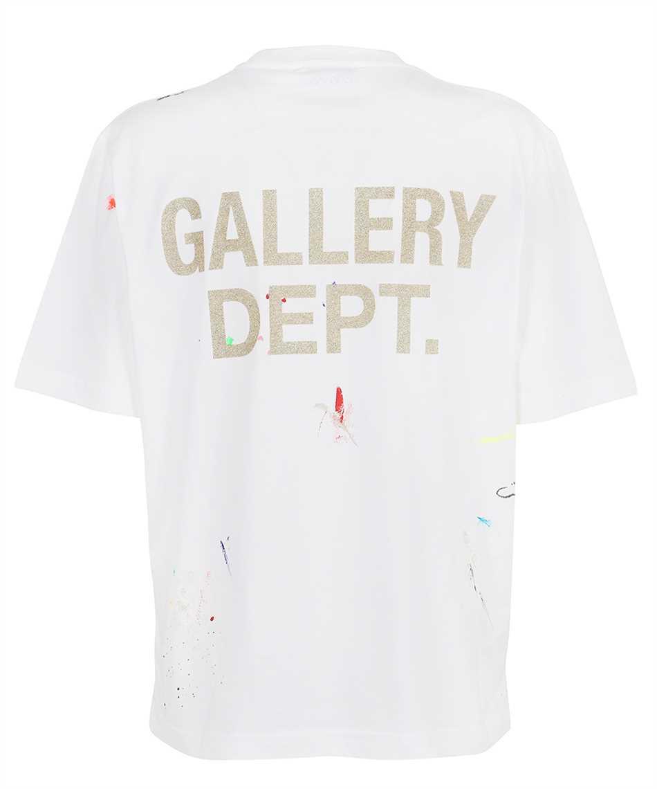 Lanvin RU TS0005 J092 E21 GALLERY DEPT. PAINT MARKS T-shirt 2