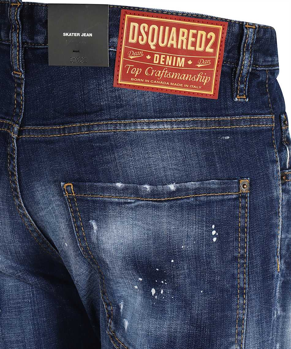 Dsquared2 S74LB0764 S30342 SKATER Jeans 3